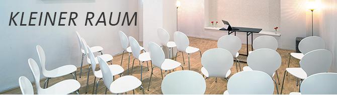 Kleinerer Veranstaltungsraum in Bremen